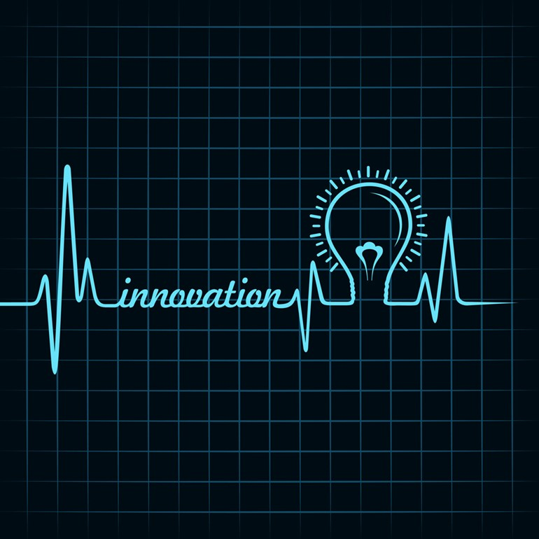 Healthcare innovation - what does it take? An interview with Richard Iles