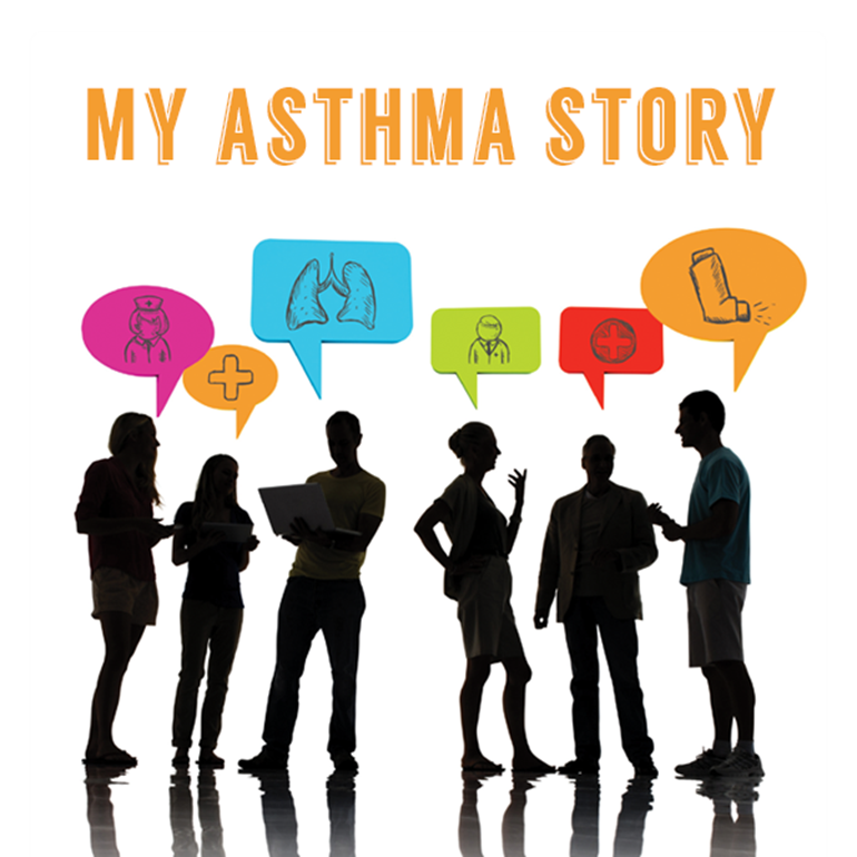 Asthma UK Centre for Applied Research: #MyAsthmaStory